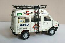 Iveco Rallye Bus-Begleitfahrzeug, 1:43 Old Cars ++NEU++