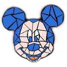 MICKEY MOUSE HEAD FACE MOSAIC Character SERIES OLDER Disney PIN 5958