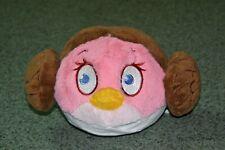 Angry birds plush star wars Princess Lea