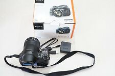 Sony DSC-H400 20.1MP High Zoom Digital Camera with 63x Optical Zoom — EUC (S23)