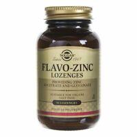 Solgar Zinco 50 Tavolette Masticabili Zinco gluconato e zinco citrato