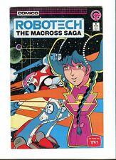 Robotech :The Macross Saga 8 . (TV) Comico 1985 -VF