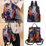 Women Anti-theft Travel Waterproof Cloth Backpack Shoulder Bag New Fashion trend
