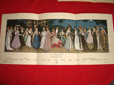 MODE FASHION COUTURE PRET A PORTER Gazette BON TON 1915 N° 8-9 illustré BRISSAUD