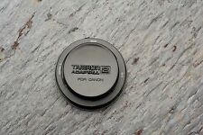 Tamron Adaptall 2 Lens Adapter for Canon FD Camera Mount with caps (#1730)