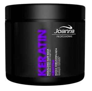 Joanna Professional Keratin Rebuilding Mask Weak Dry Damaged Hair 500g