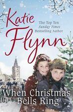 Katie Flynn _ quand Noël Cloches Bague _ Neuf