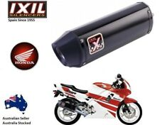 Honda CBR600F CBR-600 F 1991-1998 IXIL Xtrem Black slip on exhaust