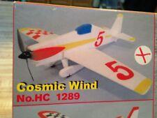 New R/C Hacker Reno Racer Cosmic Wind ARF