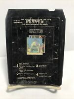 "Led Zeppelin -""The Songs Remain The Same"" -8-Track Tape~ TP-2-201"