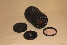 SIGMA ZOOM 100-300mm 1:4.5~6.7 DL  AF ZOOM LENS  SONY ALPHA MINOLTA MINT  5322