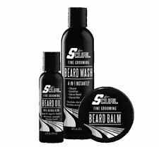 Luster's SCurl Beard Care Products