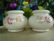 HOME INTERIORS HOMCO Decorator Votive or Taper Candleholders Lot of Two