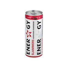 Slammers Energy drink XXL PACK  96 dosen je 250 ml Jetzt nur € 42,94 Freihaus