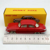 Atlas 1:43 Dinky toys 547 PL 17 Panhard Red Diecast Models Limited Edition