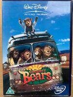 The Paese Orsi DVD 2002 Walt Disney Live Action Famiglia Film