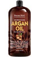 Shampoo Champu Anti Caida De Cabello Champú Con Aceite De Argán Crecer Pelo