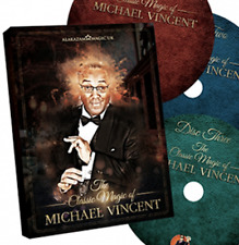 The Classic Magic of Michael Vincent (3 DVD Set) from Murphy's Magic
