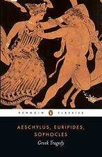 Greek Tragedy (Penguin Classics) by Euripides, Aeschylus, Sophocles | Paperback