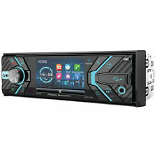 "Power Acoustik PD-348B Single DIN Bluetooth CD Car Stereo w/ 3.4"" LCD Screen"
