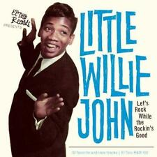 Little Willie John - Let's Rock While The Rockin's Good (NEW CD)