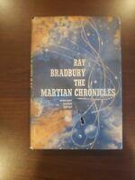 Martian Chronicles - Ray Bradbury - Doubleday - 1950 Fine++