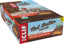 Clif Bar Nut Butter Filled: Chocolate Peanut Butter Box of 12