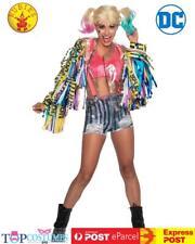 Birds of Prey Fantabulous Emancipation Harleyquinn Harley Quinn Costume