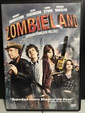 Zombieland (DVD, 2010)-Horror