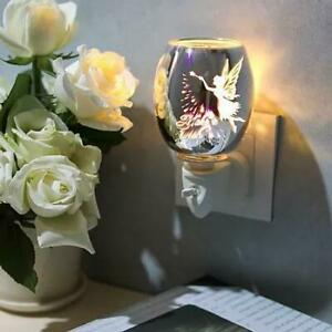 Fairy Electric Plug-In Wax Warmer Oil Burner Diffuser Lamp