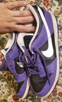 Nike Dunk Low Varsity Court Purple Sz 14 309431-014 2005