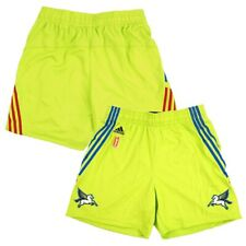 Dallas Wings WNBA Women's Green Team Issued Authentic On-Court Climacool Shorts