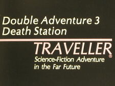 Argon GambitDeath Station Traveller Double Adventure 3