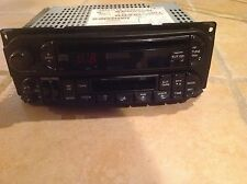 CHRYSLER CD/TAPE PLAYER/RADIO P05064300AD 2004 300M