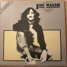 "Joe Walsh 1977 4 track UK 12"" Vinyl Single P/S - Rocky Mountain Way"