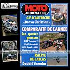MOTO JOURNAL N°654 YAMAHA FJ 1100 SUZUKI GSX EF HONDA VF 1000 KAWASAKI GPZ 900