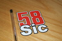 Marco Simoncelli Number 58 Sic Decal