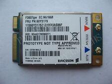 Lenovo IdeaPad S10-3T for Ericsson F3607GW Mobile Broadband FRU:60Y3179 Unlocked