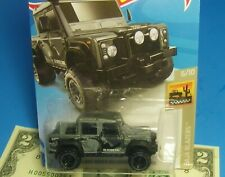 Hot Wheels Baja Blazers  '15 LAND ROVER DEFENDER DOUBLE CAB TRUCK FUN !!