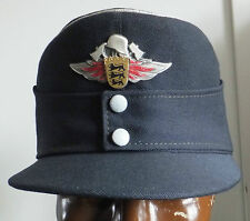 A  German Volunteer Fire Officers Visor Cap