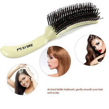 Healthy Round Teeth Bristle Hair Loss Massage Brush Hairbrush Comb Scalp