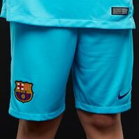 The Nike T Shirt Barcelona T Chemise Taille XL Jeunesse