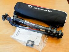 MANFROTTO MKBFRC4-BH BEFREE  - CARBON FIBRE TRAVEL TRIPOD KIT (WITH BALL HEAD)