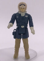 Vintage 1980 Kenner Star Wars Figures Complete Rare Hoth Han Solo ESB Toy Movie