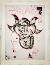 Margarita Bonke Nu Malerei Art PAINTING Zeichnung Love Magie Esoterik Alchemie