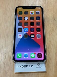 Apple iPhone 11 - 64GB - White (Cricket Wireless) A2111 USED GREAT 911