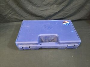 """Smith & Wesson Fired Gun Case Measures 14.5""""X8.5""""X3.5"""""""