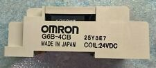Omron SPDT DIN Rail Non-Latching Relay 24V DC, SDS Drives, Automation, Control