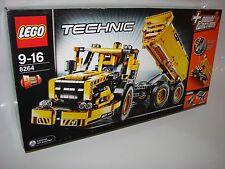 Lego ® Technic 8264 pliure articulaires-Camion NEUF _ Hauler NEW Boîte d'origine jamais ouverte Seal Open Perf Closed