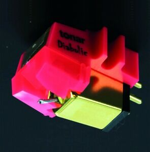 Tonar Diabolic E DJ cartridge - Red